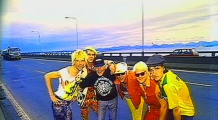 Die Toten Hosen: um carnaval punk no Rio com Ronald Biggs