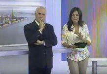 """A versão deluxe do """"choque da uva"""" do Lasier Martins"""