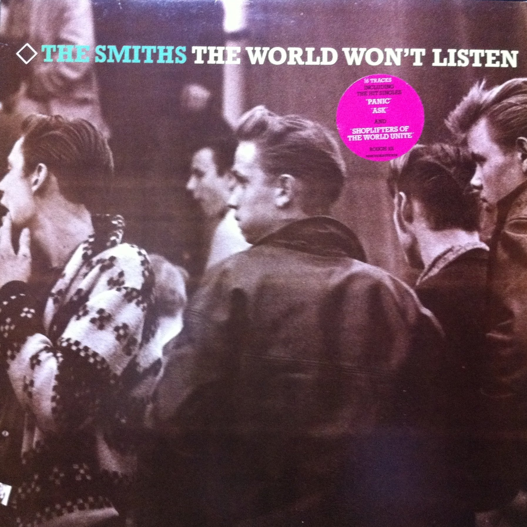 why the smiths are a culturally The catalog wouldn't have looked better -- it wouldn't have sounded better, because another reason why the smiths sound so timeless is because some of their recordings are relatively amateur.