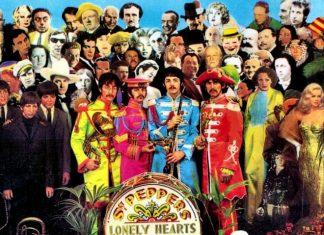 """Um cara tá caçando as fotos que deram origem à capa de """"Sgt. Pepper's"""""""