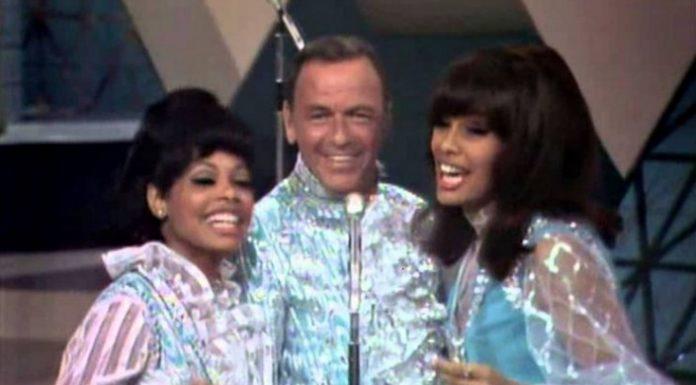Frank Sinatra e 5th Dimension na TV em 1968