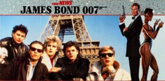 Sete detalhes sobre Duran Duran e 007