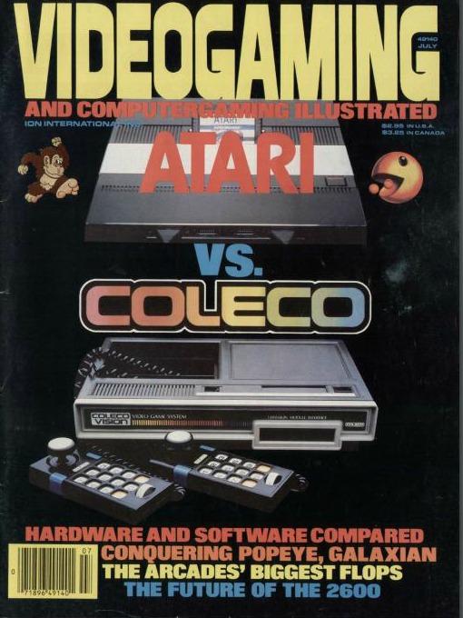 Adam West e seu carinho pelos videogames, num artigo de 1983