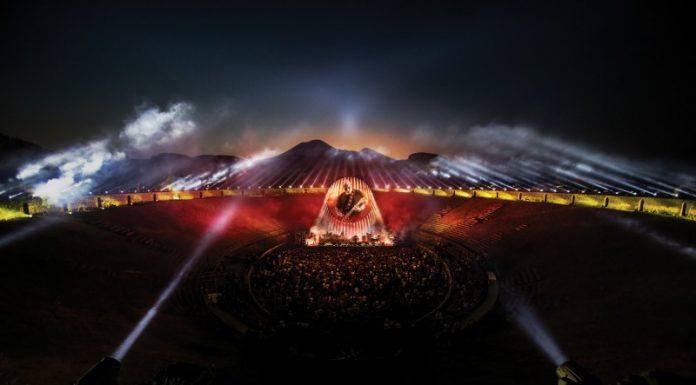 """""""David Gilmour: Live In Pompeii"""" em 84 cinemas brasileiros"""