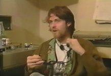 Kurt Cobain no Brasil