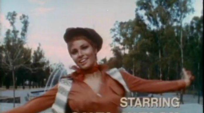 Raquel Welch no especial de TV