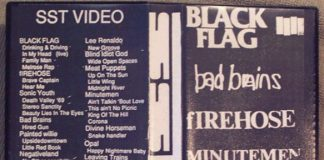 Raridades da gravadora SST em fita de vídeo de 1988
