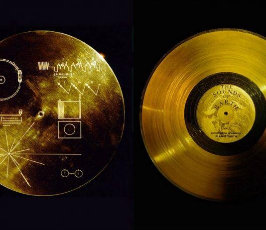 Discos de Ouro da nave Voyager