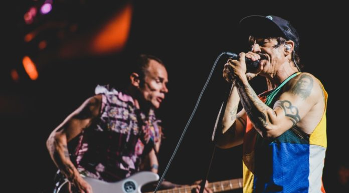 Veja Red Hot Chili Peppers no Rock In Rio antes que suma