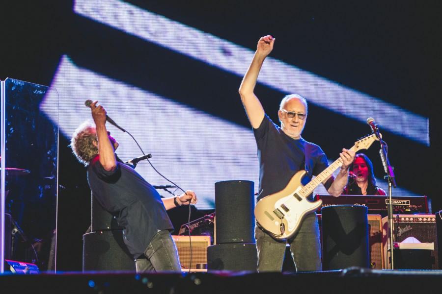 The Who no Rock In Rio