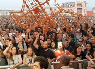 Raimundos no Rock In Rio
