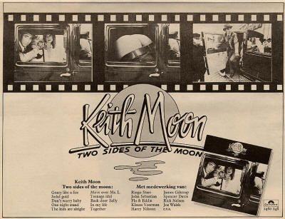 Keith Moon solo