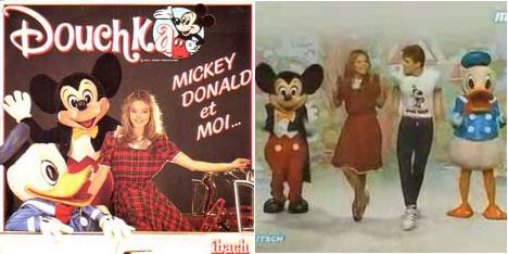 Douchka: embaixadora do mundo Disney na França