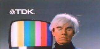 Andy Warhol tdk