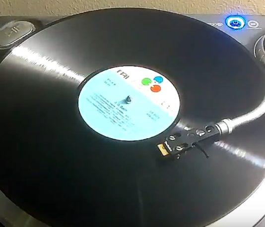 O maior LP do mundo: duas horas de duração em 16 rpm