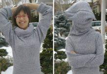 Lembra do suéter para introvertidos? Tá a fim de comprar um?
