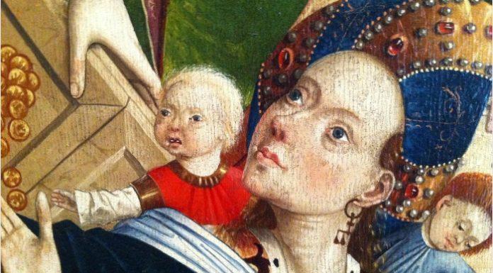 E as crianças da Renascença, que tinham cara de velho?