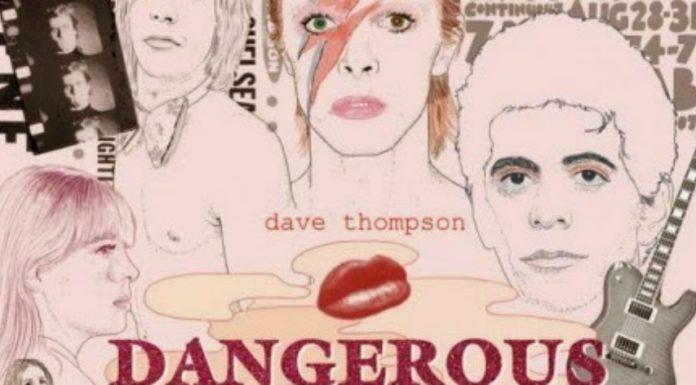 Um papo com Dave Thompson, autor do livro Dangerous glitter