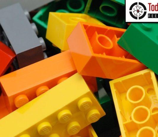 Por que é que pisar num Lego dói tanto?