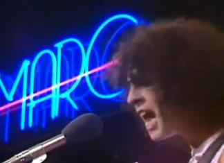 """""""Marc"""": o show de Marc Bolan na TV, em 1977"""