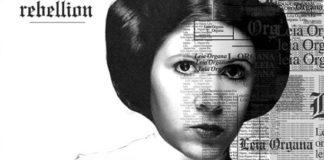 E transformaram Taylor Swift em Princesa Leia