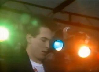 The Cure em 1980, com Robert Smith irreconhecível