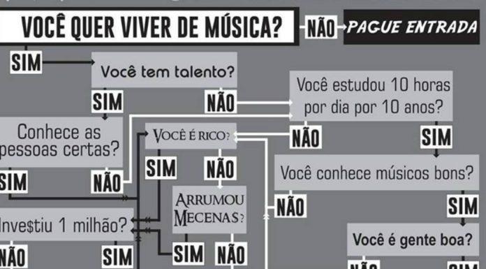 Você quer viver de música?