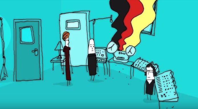 """Como David Bowie, Brian Eno e Tony Visconti criaram """"Warszawa"""", em desenho animado"""