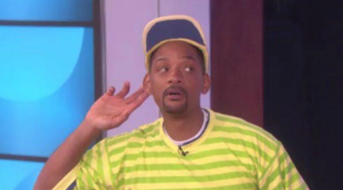 """Will Smith revive """"Um maluco no pedaço"""" na Ellen DeGeneres"""