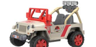 O jipe de Jurassic Park já tá à venda