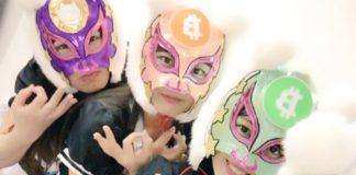 Inventaram uma girl band japonesa para divulgar as criptomoedas