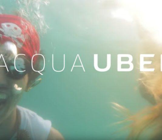 Acqua Uber: empresa põe piscina em carro no Rio de Janeiro