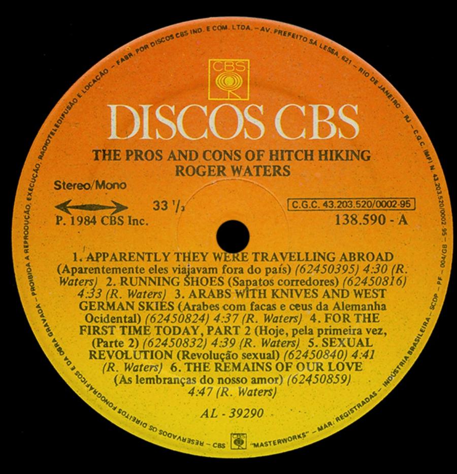 Quando a CBS resolveu traduzir nomes das músicas dos discos pro português