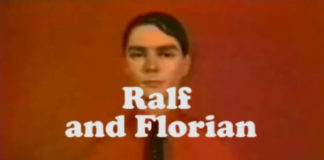"""O piloto da sitcom """"Ralf and Florian"""", com o Kraftwerk"""