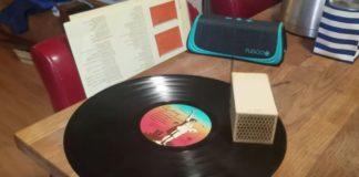 RokBlok: um toca-discos de vinil sem toca-discos (hein?)
