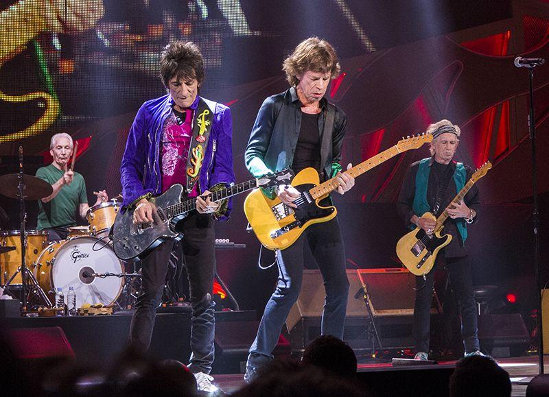 Mais de 44 horas de Rolling Stones numa playlist