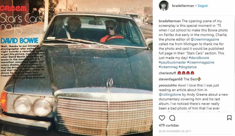 Você TEM que ver o Instagram de Brad Elterman