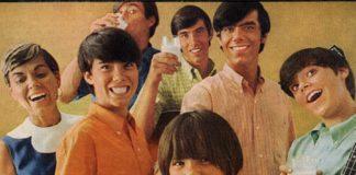 LSD o cacete: pega aí os Cowsills fazendo comercial de leite