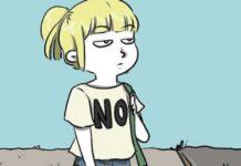 """Kotopopi - Eu tenho uma camiseta escrita """"não"""""""