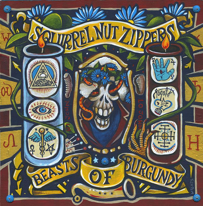 Squirrel Nut Zippers lança single novo e anuncia disco para 23 de março