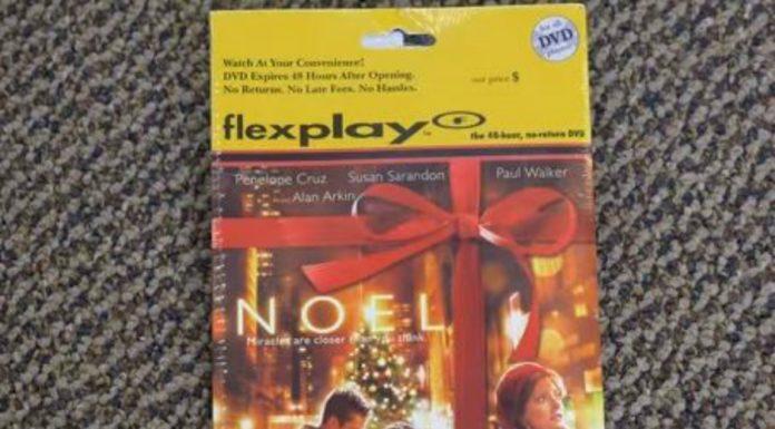 Flexplay: o DVD autodestrutivo