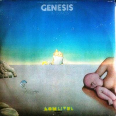Aquela vez em que inventaram um disco ao vivo do Genesis no Brasil