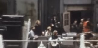 O rooftop concert do Jefferson Airplane, em 1968