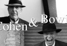 Como David Bowie e Leonard Cohen cantaram a mortalidade em seus últimos discos