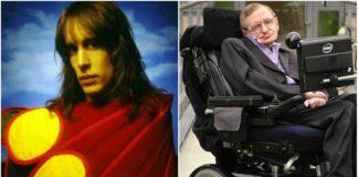 Quando Todd Rundgren homenageou Stephen Hawking