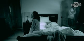 Canal The Dad zoa o filme Atividade Paranormal com trailer fake