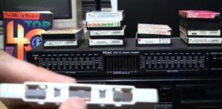 Fitas cassette lançadas há cinquenta anos ainda funcionam