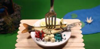 Going Fishing: a vida de um pobre peixe antes de ser comido