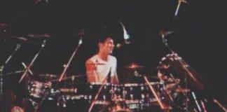 João Barone (Paralamas) tá contando as histórias do kit de bateria que usou no Rock In Rio I