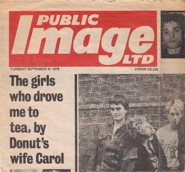 Há 40 anos, o primeiro clipe do Public Image Ltd.